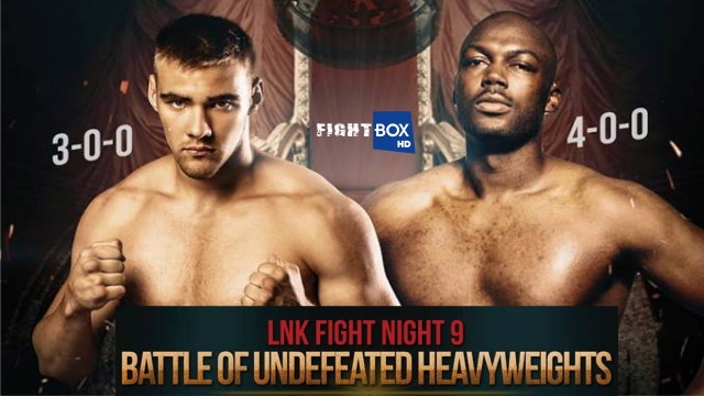 "LNK Boxing ""Fight Night 9"" LIVE on FightBox HD from Riga, Latvia 06.10.2018"