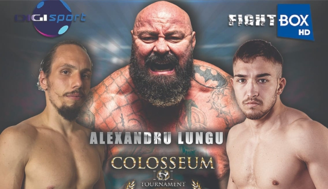 Colosseum Tournament Kickboxing - LIVE from Videle, Romania 28.08.2020