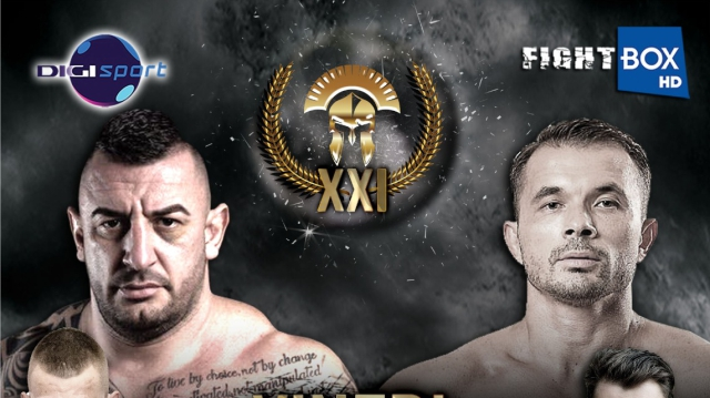 Colosseum Tournament Kickboxing XXI - LIVE from Bucharest, Romania 27.11.2020