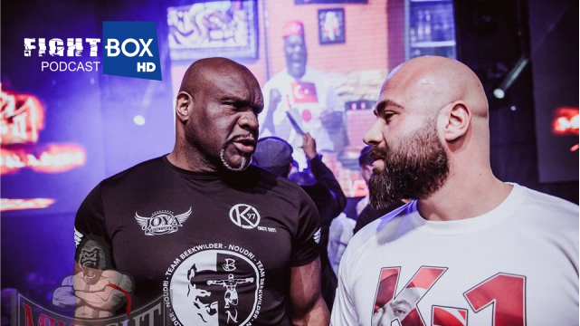 FBP 150: Bob Sapp vs. Selcuk Ustabasi at MFC 24