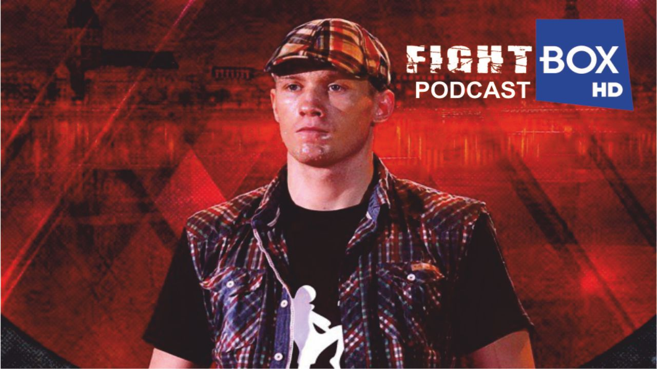 The FightBox Podcast 46: Artur Kyshenko