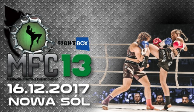 Results for MFC 13 LIVE on FightBox HD 16.12.2017
