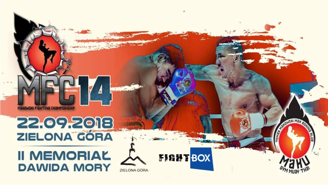 Results for MFC 14 from Zielona Góra, Poland 22.09.2018