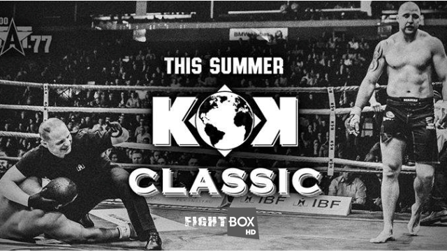 Results for KOK Classic 27.06.2020
