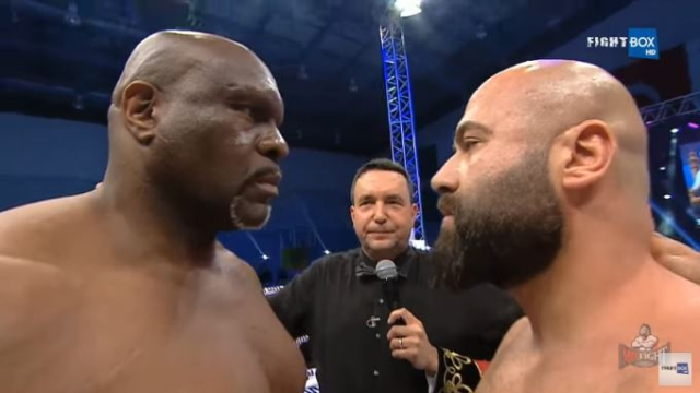 Bob Sapp vs. Selcuk Ustbasi - Mix Fight Championship 24