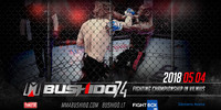 MMA Bushido 74 LIVE on FightBox HD from Vilnius, Lithuania May 4th, 2018