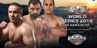 FightBox's KOK Hero's Series - Sarajevo, Bosnia and Herzegovina 03.07.2019