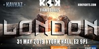 FightBox KOK Hero's World Series - London, England 31.05.2019