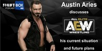 Austin Aries discusses AEW, his current situation and future plans