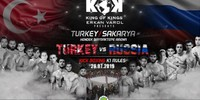 "KOK Kickboxing ""Turkey vs. Russia"" Sakarya, Turkey 26.07.2019"