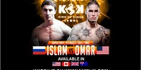 KOK Fights LIVE in USA, UK, Australia and Canada via 365Flix.com