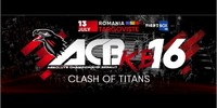 "ACB Kickboxing ""Clash of Titans"" LIVE from Targoviste, Romania 13.07.2018"