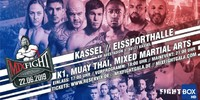 Mix Fight Championship 26 - Kassel, Germany 22.06.2019
