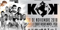 KOK Kickboxing - LIVE from Valencia, Spain 30.11.2018