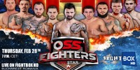 Superkombat Presents OSS Fighters LIVE from Bucharest, Romania 28.02.2019