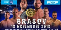 RXF MMA - LIVE on FightBox HD 19.11.2018 from Brasov, Romania