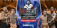 Mix Fight Championship - LIVE from Frankfurt, Germany 01.12.2018