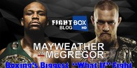 June 2017: Mayweather vs. McGregor - Boxing's Biggest 'What If' Fight