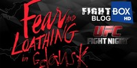 October 2017: Fear and Loathing in Gdansk at UFC Fight Night