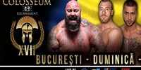 Results for Colosseum Tournament XVII from Bucharest, Romania 01.12.2019