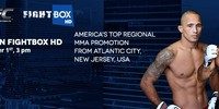CFFC 43 - November 1st, on FightBox