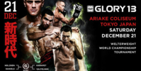 GLORY 13 in Tokyo 21.12.2013