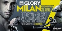 GLORY 7 in Milan 20/4/13