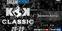 Results for the KOK Classic 3 from Vilnius, Lithuania 26.09.2020