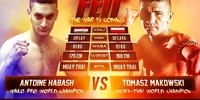 Main Event Set for FEN 3 - LIVE on Fightbox 28.06
