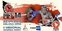 MFC 14 - LIVE on FightBox HD from Zielona Góra, Poland 22.09.2018