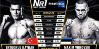 "Number One Fight Show ""Season 9"" LIVE on FightBox HD from Tallinn, Estonia 18.05.2018"