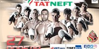 Tatneft Cup Kickboxing - LIVE on FightBox HD from Kazan, Russia 27.04.2018