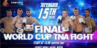 Tatneft Cup Kickboxing - LIVE from Kazan, Russia 15.12.2019