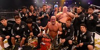 Wrestle1 results and news from Japan